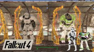 buzz lightyear star wars stormtrooper power armor mod fallout buzz lightyear star wars stormtrooper power armor mod fallout 4 youtube