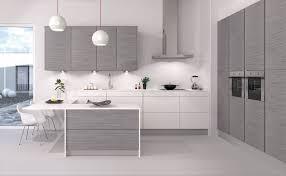 cuisine teisseire cuisine mogador gris fil équipée et indéfinissable par cuisines