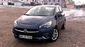 opel corsa interior 2016 opel corsa 1 4 turbo ecoflex 100 hp test drive by test