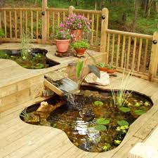 Small Backyard Fish Pond Ideas May 2015 Home Landscaping