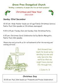 gfec newsletter christmas and new year 2013 2014