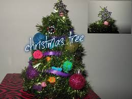 how to make doll tree and decorate tree