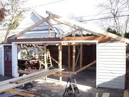 collar ties for garage roof carpentry contractor talk