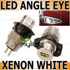 bmw e90 e91 pre lci angel eyes halo rings led light bulb direct