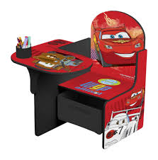 disney chair desk with storage disney cars chair desk with storage bin amazon co uk kitchen