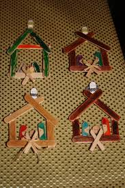 mini popsicle stick stick nativity catholic advent u0026 christmas