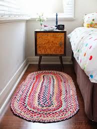 tappeti fai da te riciclo creativo magliette tappeto fai da te