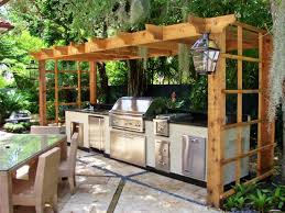 outdoor cooking spaces top outdoor kitchen ideas for small spaces tips home design outdoor
