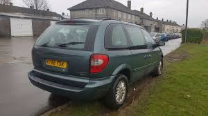 used chrysler voyager cars second hand chrysler voyager