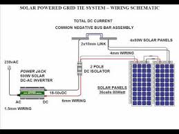 power jack solar gti system drawings youtube