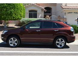 lexus glendale az used 2008 lexus rx 350 for sale by owner in glendale az 85318