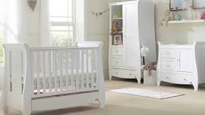 tutti bambini katie nursery furniture in white u0026 espresso youtube