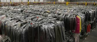 commercial grade clothing racks for retail and warehouse