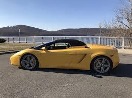 Lamborghini Gallardo Automatic - 2008 lamborghini gallardo spyder arcar motors
