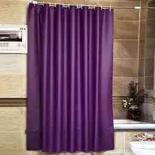 Purple Grey Curtains Purple And Grey Shower Curtain Home