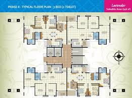 embassy floor plan embassy group embassy residency chennai site jpg