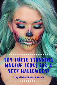 forget spooky try these stunning makeup looks for a