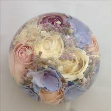 wedding flowers paperweight 31 best blooms forever images on flower preservation