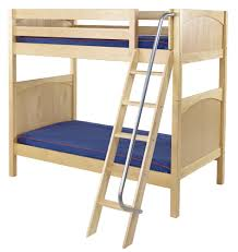 Bunk Bed Ladder Maxtrix High Bunk Bed W Angle Ladder T T