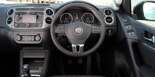volkswagen dashboard volkswagen tiguan review u2013 confused com