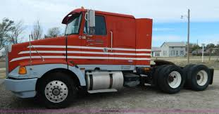 volvo semi truck price 1992 volvo wiam semi truck item bt9853 sold december 3