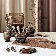 design accessories marvellous design bathroom sets with shower curtain and rugs