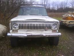 jeep wagoneer 1995 greenbeater 1968 jeep wagoneer specs photos modification info at