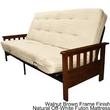 organic futon mattress store 10 inch and frame contemporary