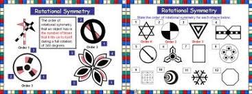 a powerpoint math or maths presentation on rotational symmetry