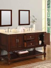 Two Sink Vanity 60