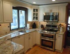 White Kitchen Cabinets With Glaze by Off White Kitchen Cabinets With Glaze Glazed Cabinets Faux
