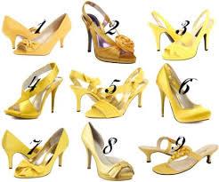 wedding shoes kenya yellow weddings wedding digest kenya