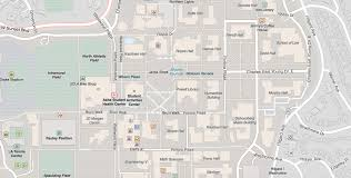 Miami University Campus Map by Targeted Editing Campus Mapping Mapzen