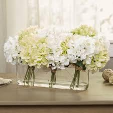 Cube Vase Centerpieces by Faux Flowers Joss U0026 Main