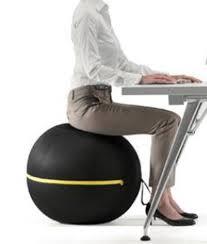 chaise ballon haut du dos qui pique 24 astuces
