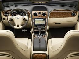 bentley interior 2012 bentley continental gtc interior dashboard eurocar news