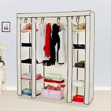 furniture rolling coat rack wardrobe box walmart walmart wardrobe