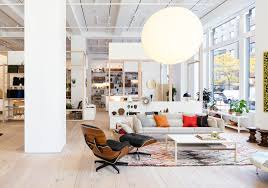Home Design Store New York Herman Miller U0027s New York Flagship Is A Design Store For The Way We