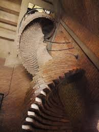 Brick Stairs Design Brick Spiral Staircase To The Carillion Of The Reformed