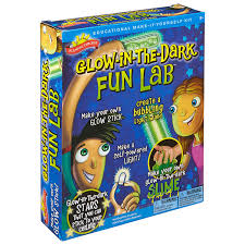 amazon com scientific explorer glow in the dark fun lab toys u0026 games