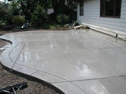 Concrete Decks And Patios Best 25 Cement Patio Ideas On Pinterest Concrete Patio Patio For