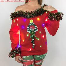 christmas tree sweater with lights women s clothes women s ugly sweater light up christmas tree tacky