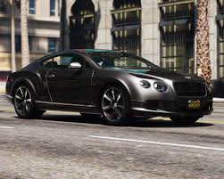custom bentley continental 2013 bentley continental gt add on tuning hq gta5 mods com