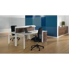 Schreibtisch 1 80 M Rondana Schreibtisch Typ A Von Assmann Büromöbel 80 Cm Tief 68