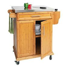 stainless top kitchen island kitchen cart stainless steel top ilashome