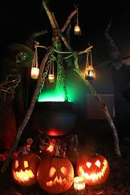 Outside Halloween Decorations 48 Creepy Outdoor Halloween Decoration Ideas Outdoor Halloween