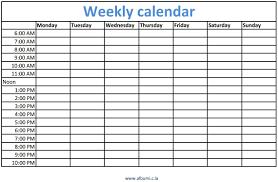 calendar with times u2013 blank calendar 2017