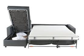canape lit design pas cher convertible couchage quotidien a