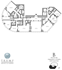 trump tower chicago floor plan notable house n wabash plans charvoo