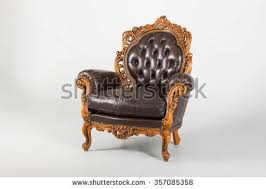 Wooden Frame Armchair Luxurious Armchair Stock Images Royalty Free Images U0026 Vectors